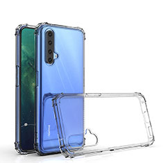 Ultra-thin Transparent TPU Soft Case T02 for Realme X50m 5G Clear