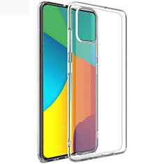 Ultra-thin Transparent TPU Soft Case T02 for Samsung Galaxy A51 5G Clear