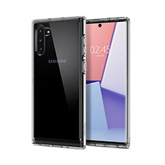Ultra-thin Transparent TPU Soft Case T02 for Samsung Galaxy Note 10 5G Clear