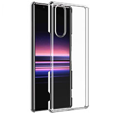 Ultra-thin Transparent TPU Soft Case T02 for Sony Xperia 5 Clear