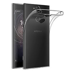 Ultra-thin Transparent TPU Soft Case T02 for Sony Xperia XA2 Clear