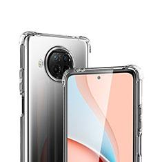 Ultra-thin Transparent TPU Soft Case T02 for Xiaomi Mi 10i 5G Clear