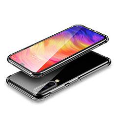 Ultra-thin Transparent TPU Soft Case T02 for Xiaomi Mi 9 Pro 5G Clear