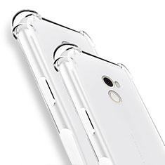 Ultra-thin Transparent TPU Soft Case T02 for Xiaomi Mi Mix 2 Clear