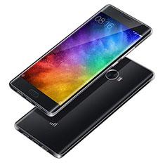 Ultra-thin Transparent TPU Soft Case T02 for Xiaomi Mi Note 2 Clear