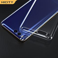 Ultra-thin Transparent TPU Soft Case T02 for Xiaomi Mi Note 3 Clear