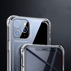 Ultra-thin Transparent TPU Soft Case T03 for Apple iPhone 11 Pro Max Clear