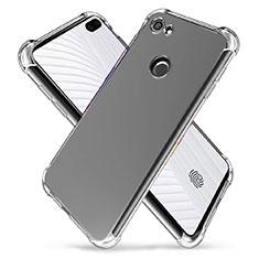 Ultra-thin Transparent TPU Soft Case T03 for Google Pixel 3a Clear