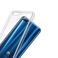 Ultra-thin Transparent TPU Soft Case T03 for Huawei Enjoy 8 Clear