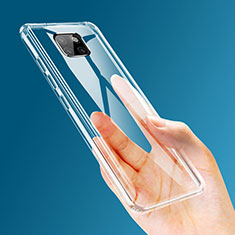 Ultra-thin Transparent TPU Soft Case T03 for Huawei Mate 20 Pro Clear