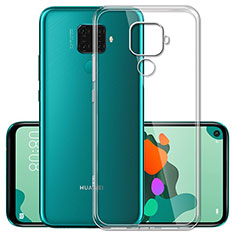 Ultra-thin Transparent TPU Soft Case T03 for Huawei Mate 30 Lite Clear