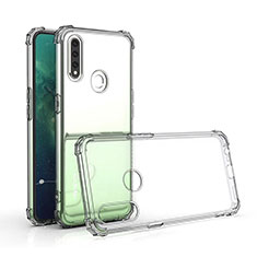 Ultra-thin Transparent TPU Soft Case T03 for Oppo A31 Clear