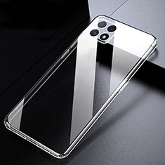 Ultra-thin Transparent TPU Soft Case T03 for Oppo A72 5G Clear