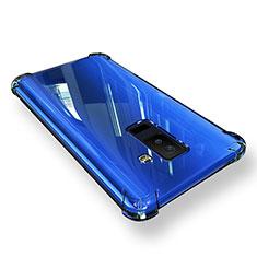 Ultra-thin Transparent TPU Soft Case T03 for Samsung Galaxy A6 Plus Clear