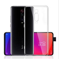 Ultra-thin Transparent TPU Soft Case T03 for Xiaomi Mi 9T Clear