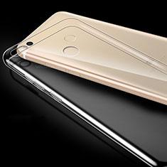 Ultra-thin Transparent TPU Soft Case T03 for Xiaomi Mi Max 2 Clear