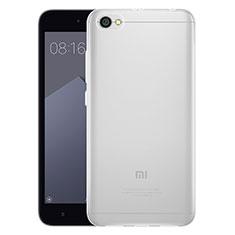 Ultra-thin Transparent TPU Soft Case T03 for Xiaomi Redmi Note 5A Standard Edition Clear