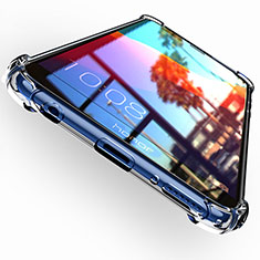 Ultra-thin Transparent TPU Soft Case T04 for Huawei Enjoy 8 Clear