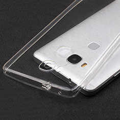 Ultra-thin Transparent TPU Soft Case T04 for Huawei GR5 Clear