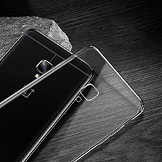 Ultra-thin Transparent TPU Soft Case T04 for OnePlus 3 Clear