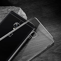 Ultra-thin Transparent TPU Soft Case T04 for OnePlus 3T Clear