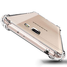 Ultra-thin Transparent TPU Soft Case T04 for Samsung Galaxy J5 Prime G570F Clear
