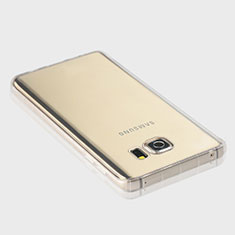 Ultra-thin Transparent TPU Soft Case T04 for Samsung Galaxy Note 5 N9200 N920 N920F Clear