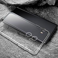 Ultra-thin Transparent TPU Soft Case T04 for Xiaomi Mi Mix 2 Clear