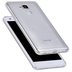 Ultra-thin Transparent TPU Soft Case T05 for Huawei GR5 Mini Clear