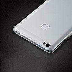 Ultra-thin Transparent TPU Soft Case T05 for Xiaomi Mi Max Clear