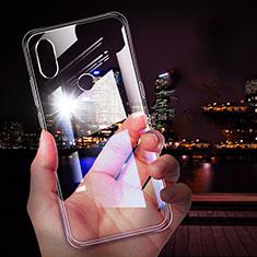 Ultra-thin Transparent TPU Soft Case T05 for Xiaomi Mi Mix 3 Clear