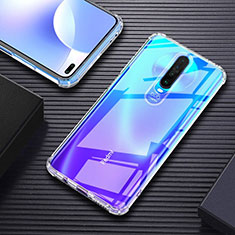 Ultra-thin Transparent TPU Soft Case T06 for Xiaomi Redmi K30 5G Clear