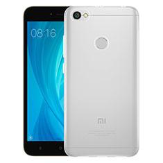 Ultra-thin Transparent TPU Soft Case T06 for Xiaomi Redmi Note 5A Pro Clear