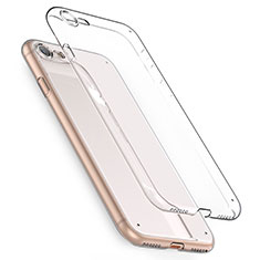 Ultra-thin Transparent TPU Soft Case T08 for Apple iPhone SE (2020) Clear