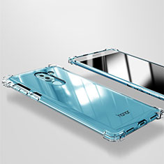 Ultra-thin Transparent TPU Soft Case T09 for Huawei GR5 (2017) Clear