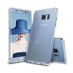 Ultra-thin Transparent TPU Soft Case T09 for Samsung Galaxy S7 Edge G935F Clear