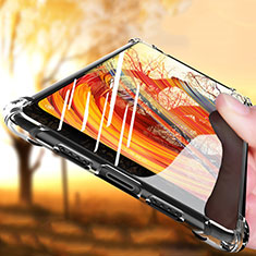 Ultra-thin Transparent TPU Soft Case T09 for Xiaomi Mi Mix 2 Clear