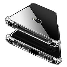 Ultra-thin Transparent TPU Soft Case T09 for Xiaomi Mi Note 2 Clear