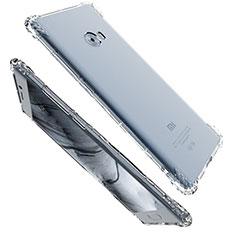 Ultra-thin Transparent TPU Soft Case T10 for Xiaomi Mi Note 2 Clear