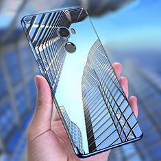 Ultra-thin Transparent TPU Soft Case T11 for Xiaomi Mi Mix 2 Blue