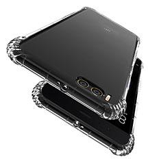 Ultra-thin Transparent TPU Soft Case T11 for Xiaomi Mi Note 3 Clear