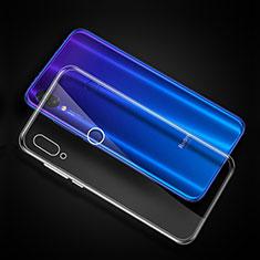 Ultra-thin Transparent TPU Soft Case T11 for Xiaomi Redmi Note 7 Pro Clear