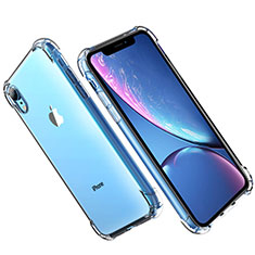 Ultra-thin Transparent TPU Soft Case T16 for Apple iPhone XR Clear