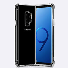 Ultra-thin Transparent TPU Soft Case T22 for Samsung Galaxy S9 Plus Clear