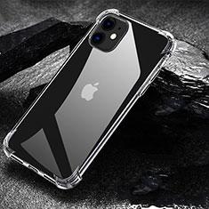 Ultra-thin Transparent TPU Soft Case U01 for Apple iPhone 11 Clear