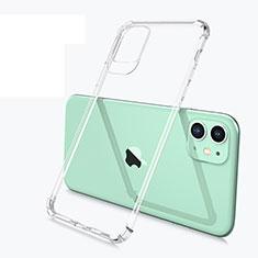Ultra-thin Transparent TPU Soft Case U03 for Apple iPhone 11 Clear