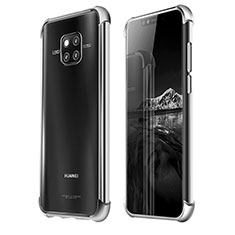 Ultra-thin Transparent TPU Soft Case U03 for Huawei Mate 20 Pro Clear