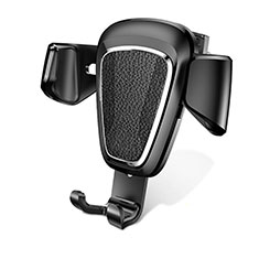 Universal Car Air Vent Mount Cell Phone Holder Stand A02 for Alcatel 3L Black