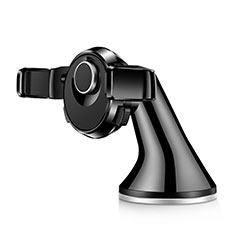 Universal Car Suction Cup Mount Cell Phone Holder Cradle H14 for Alcatel 3L Black