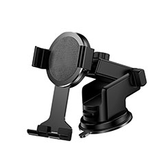 Universal Car Suction Cup Mount Cell Phone Holder Cradle H15 for Alcatel 3L Black